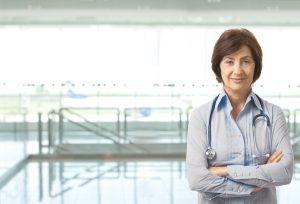 female doc leader