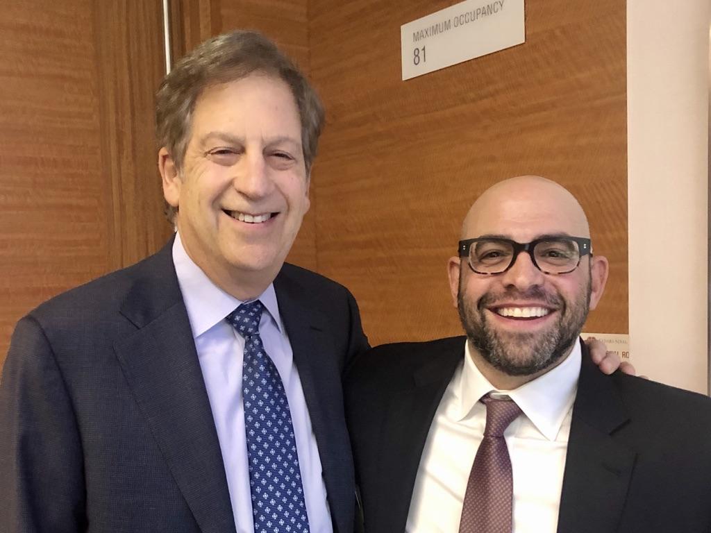 Bruce Gewertz, M.D., Surgeon in Chief, Cedars Sinai